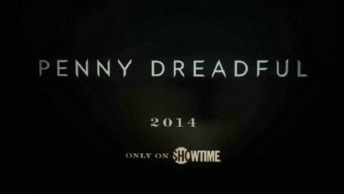The Trailer for Showtime's new TV series Penny Dreadful is terrifying!