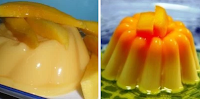 Mango Pudding Recipe Making Special Soft