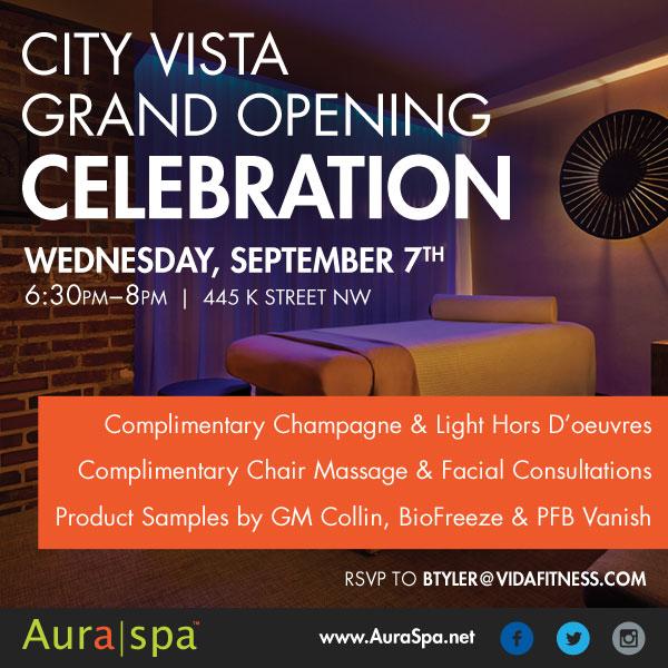 City Vista Aura Spa