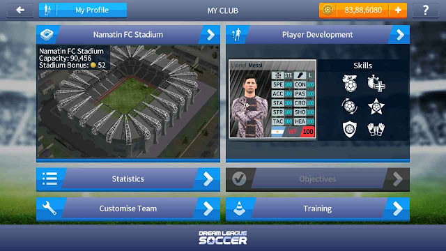 ganti logo dream league soccer 2017