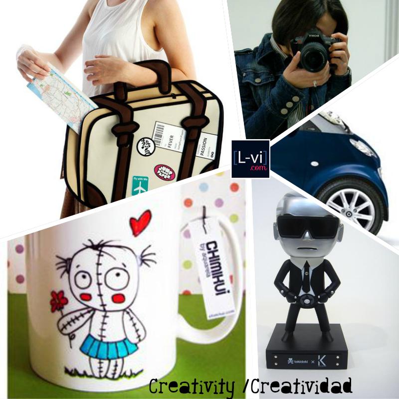 Lvi Nutritionals: Creativity  L-vi.com