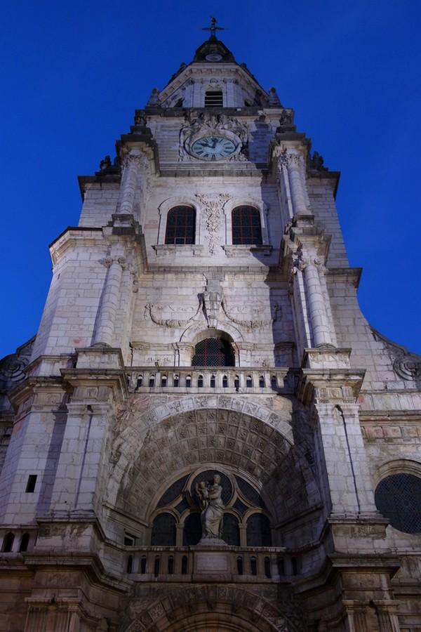 bourg-en-bresse visite nocturne théâtralisée co-cathédrale