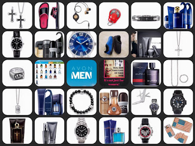 avon products for men