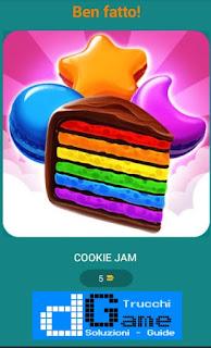 Soluzioni App guessing livello 107