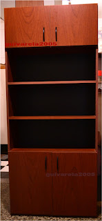Mueble Melamina Cedro