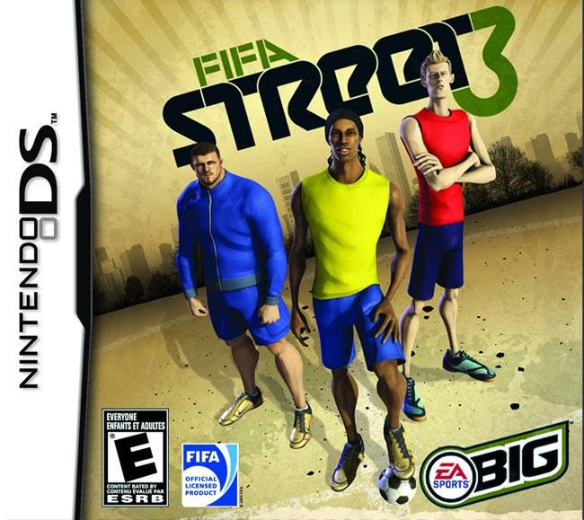 FIFA Street 3 Nintendo free download full version