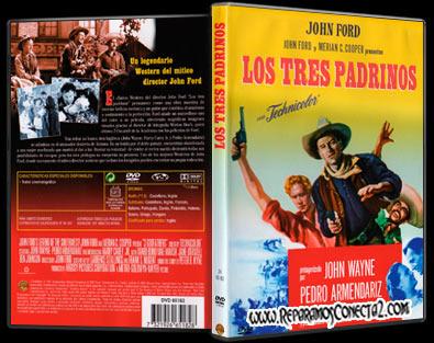 Los Tres Padrinos [1948] Descargar cine clasico y Online V.O.S.E, Español Megaupload y Megavideo 1 Link