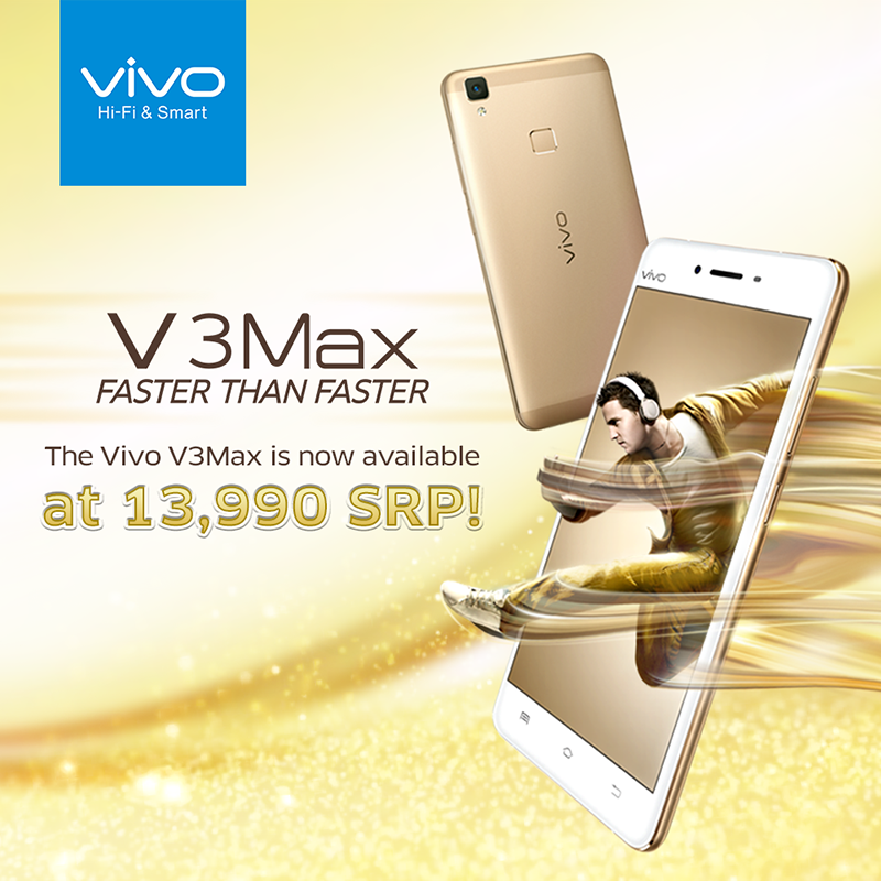 Vivo V3 Max Gets A Massive Price Cut, Down To Just PHP 13990!