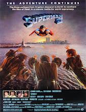 Superman II. La aventura continúa (1980)