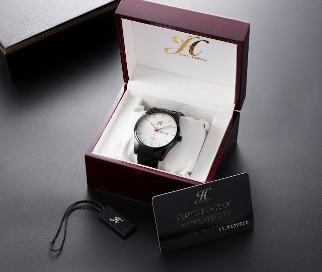 Jimshoney Timepiece Men 8197