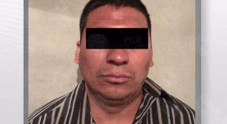 """Detienen a """"Charal"""", presunto jefe de plaza de Los Zetas"""
