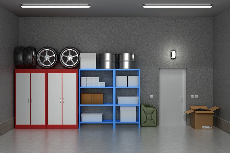 Save Garage Space