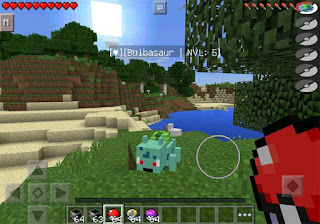Pixelmon GO - catch them all