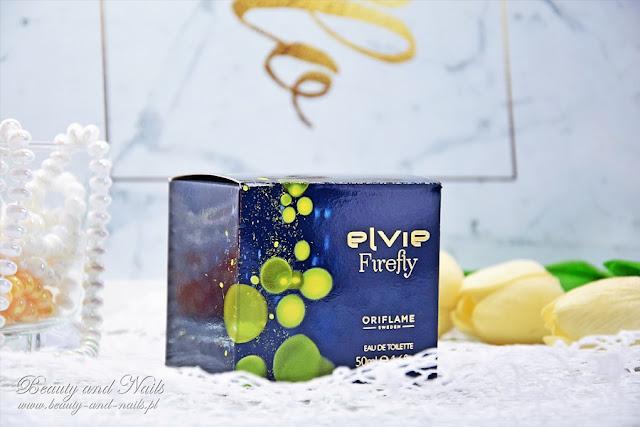 Elvie Firefly, woda toaletowa od Oriflame.