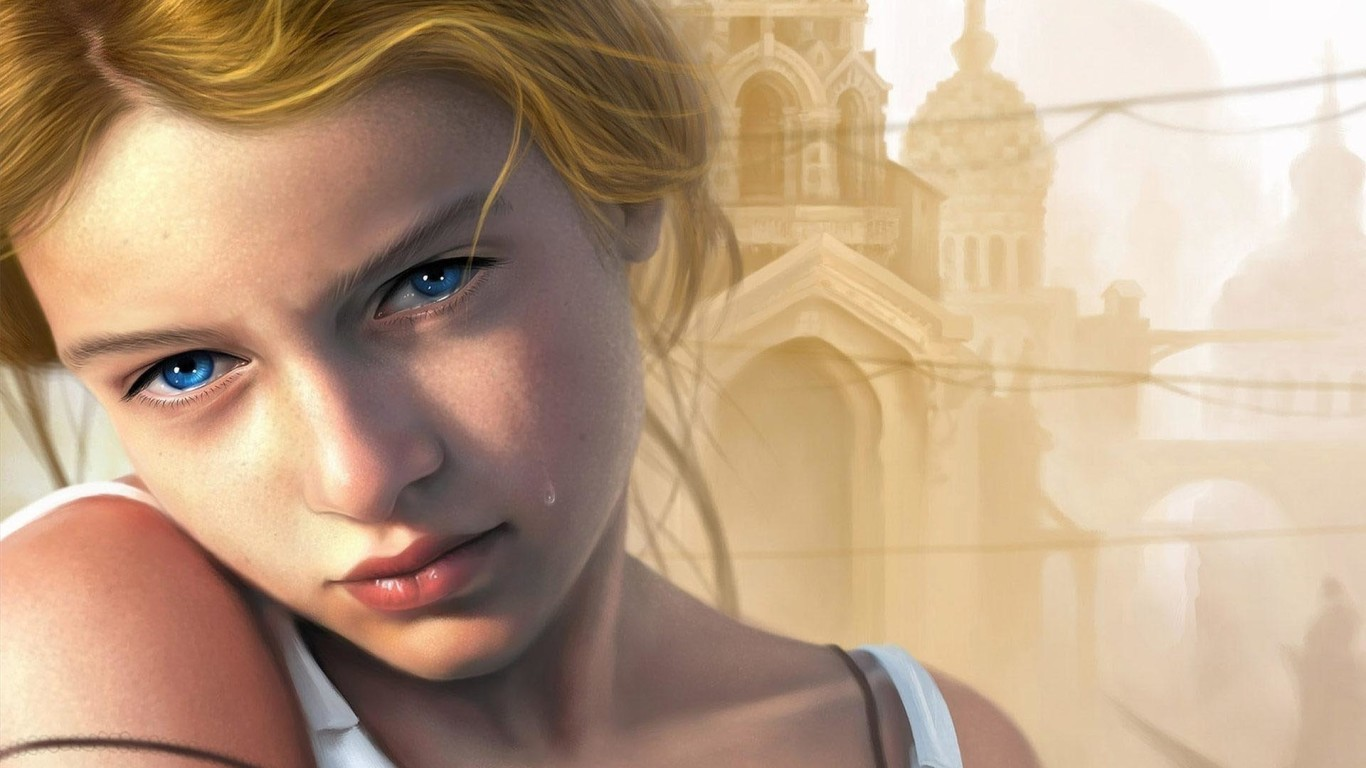 Sad Girl Crying Wallpaper HD 21209 - SAD GIRLS PHOTOS HD(All Indian Hd Sad Girls Photos)