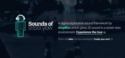 Kini Google Street View Punya Panduan Suara!