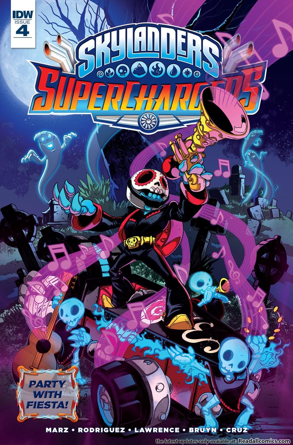 Skylanders – Superchargers   Viewcomic reading comics online