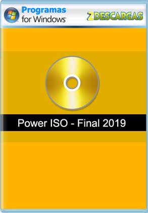 PowerISO 7.4 + Retail Final 2019 Full (Español) | MEGA