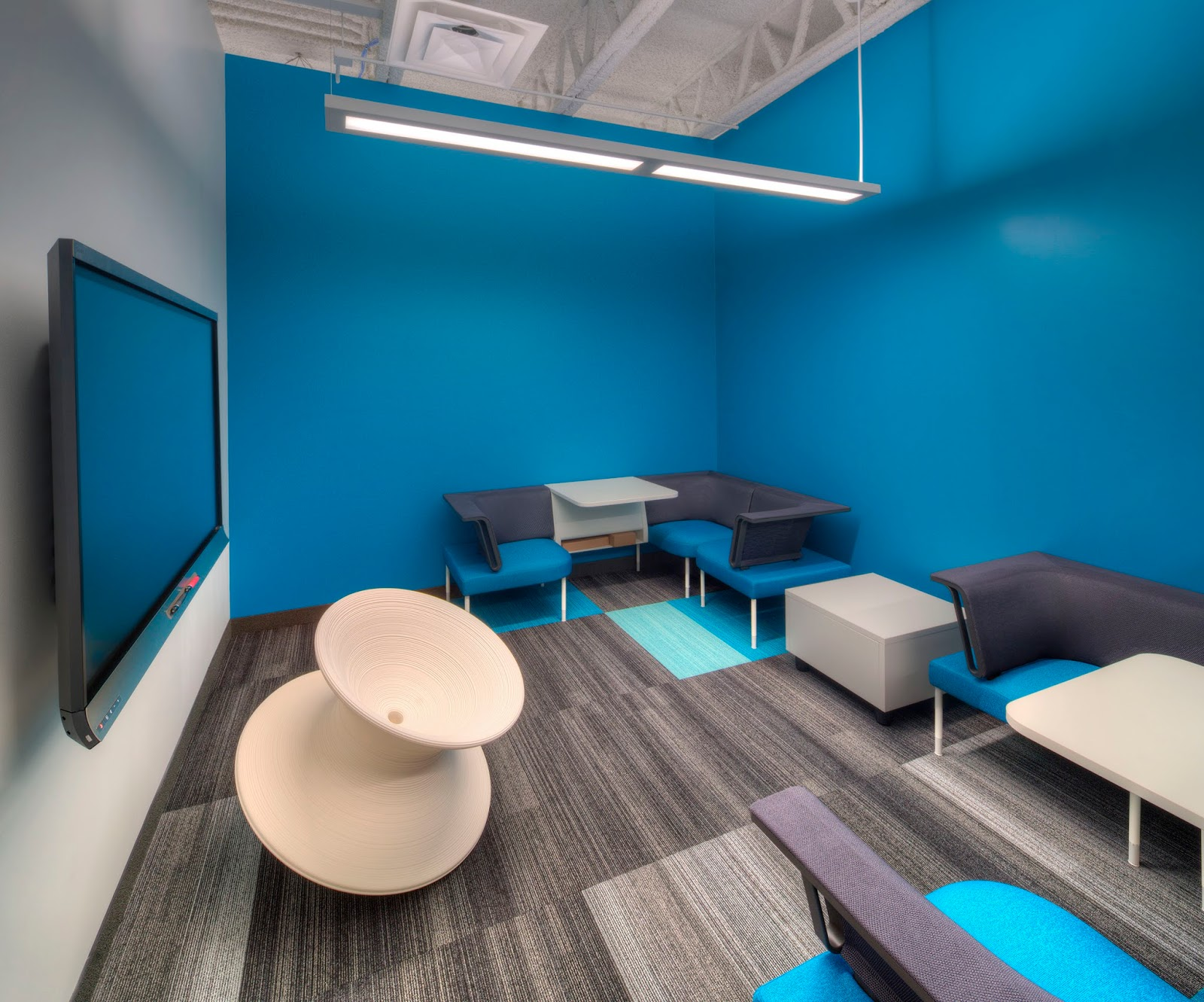 Was Renovated In Order To House The Rapidly Growing Payworks Development Team And Provide All Staff With A State Of Art Collaborative Workspace