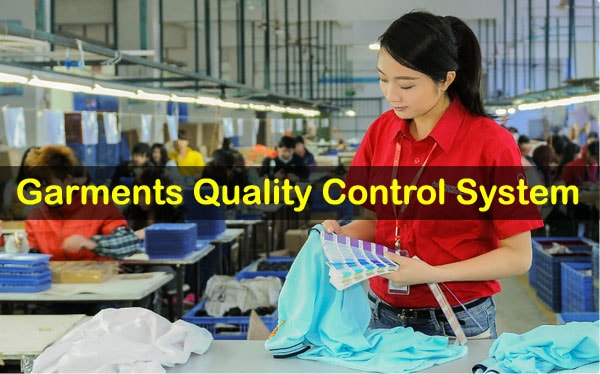 Garments Quality Control System
