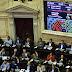La Cámara de Diputados dio media sanción al Presupuesto 2019 y ahora pasa al Senado