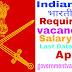 भारतीय सेना भर्ती 2019 अधिकारियों / सैनिकों के लिए | 55 रिक्तियों | अंतिम तिथि: 21 फरवरी 2019 | Indian Army Recruitment 2019 for Officers/Soldiers | 55 Vacancies | Last Date: 21 February 2019