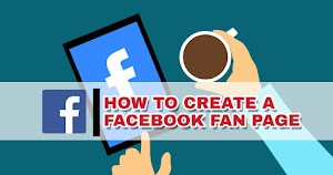 How To Create Facebook Fan page In Hindi