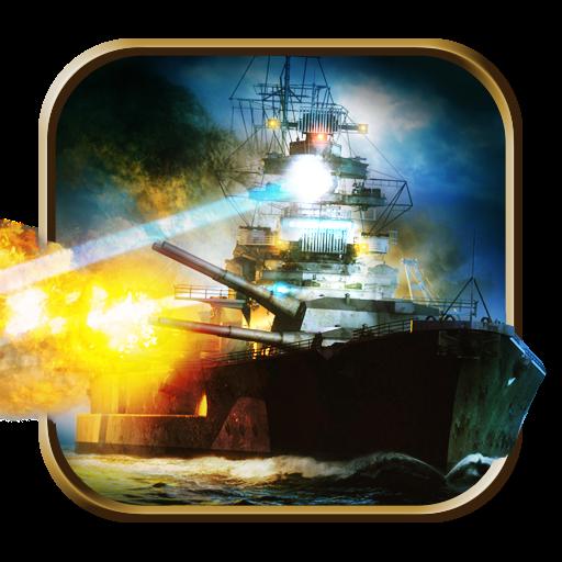 تحميل لعبة World Warships Combat مهكرة نقود لا نهاية