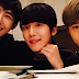[NEWS] 160626 ZE:A's Kwanghee Shares Drawings Of EXO's Baekhyun And Suho + Their Response