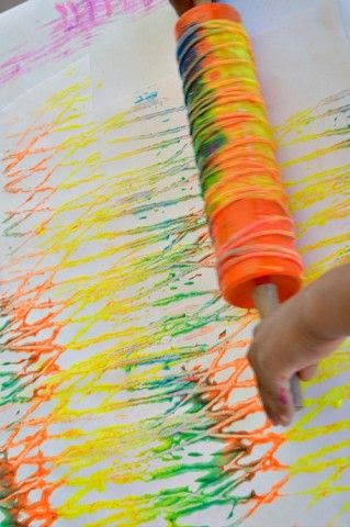 Actividades para educaci n infantil t cnicas pl sticas for Pinterest art ideas for adults