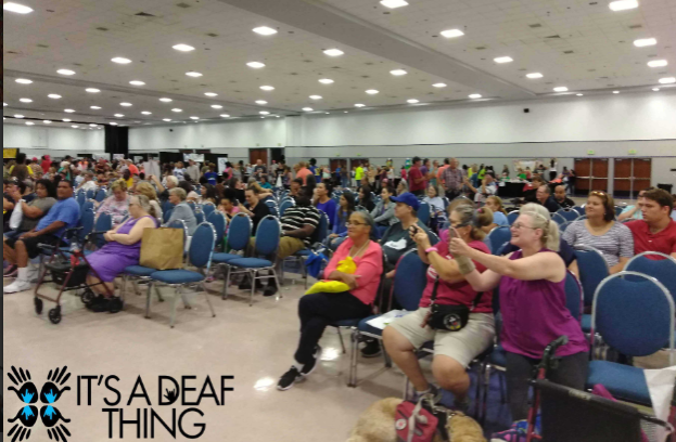 It's A Deaf Thing - Deaf Expo | Interview With Terry Hunt
