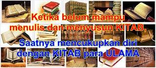 Kitab-kitab yang Hendaknya Dipelajari Oleh Penuntut Ilmu