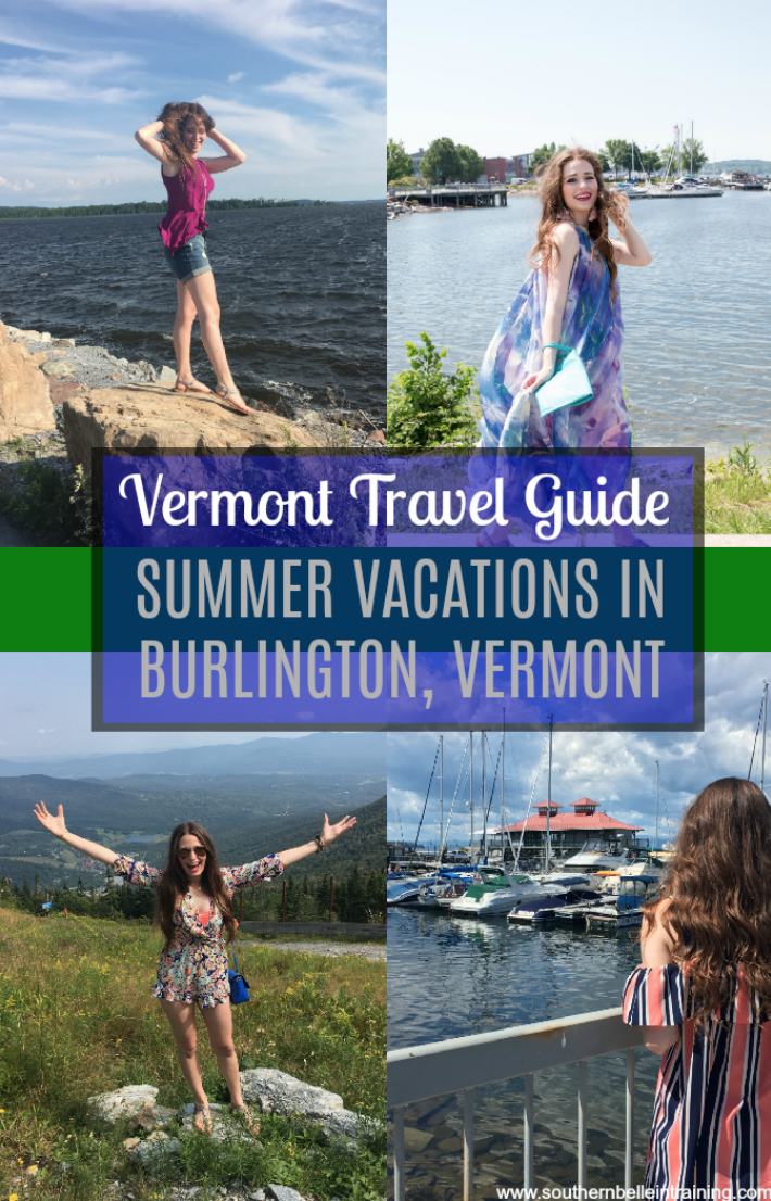 Burlington Vermont Summer Travel Guide