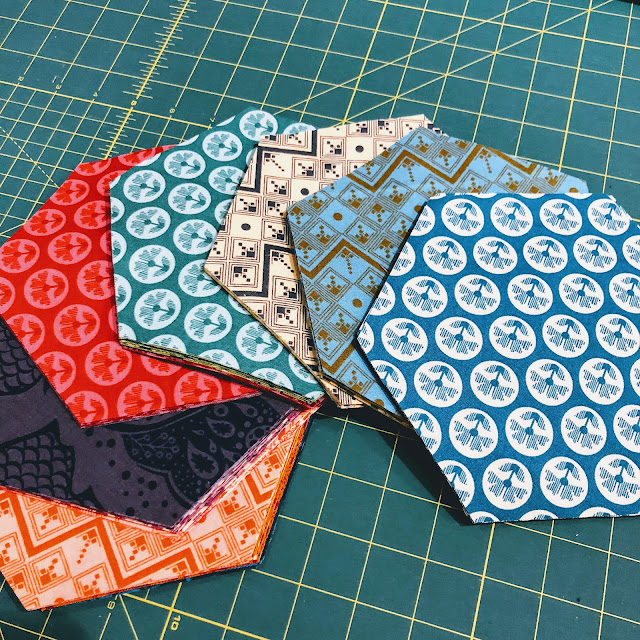 Savor Every Stitch Candy Dish Ready To Quilt
