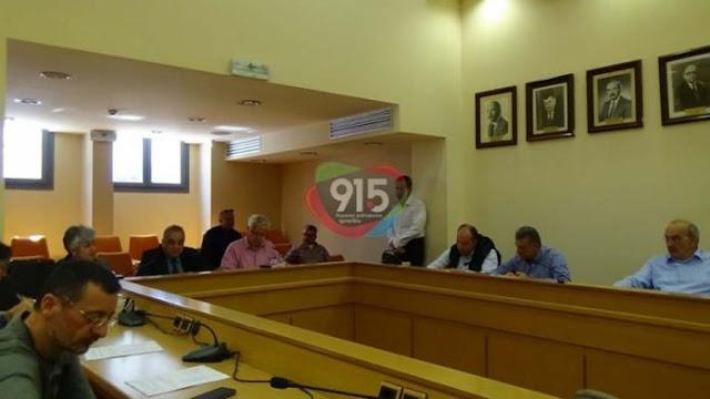 Συνεδρίασε η Περιφερειακή Ένωση Δήμων Πελοποννήσου (βίντεο)