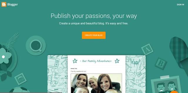 Hindari Sering Megganti Template Blog