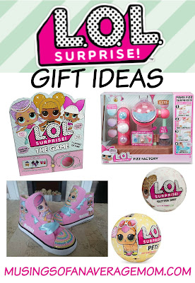 Lol Surprise gift ideas
