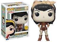 Funko Pop! DC Bombshells Wonder Woman Chase