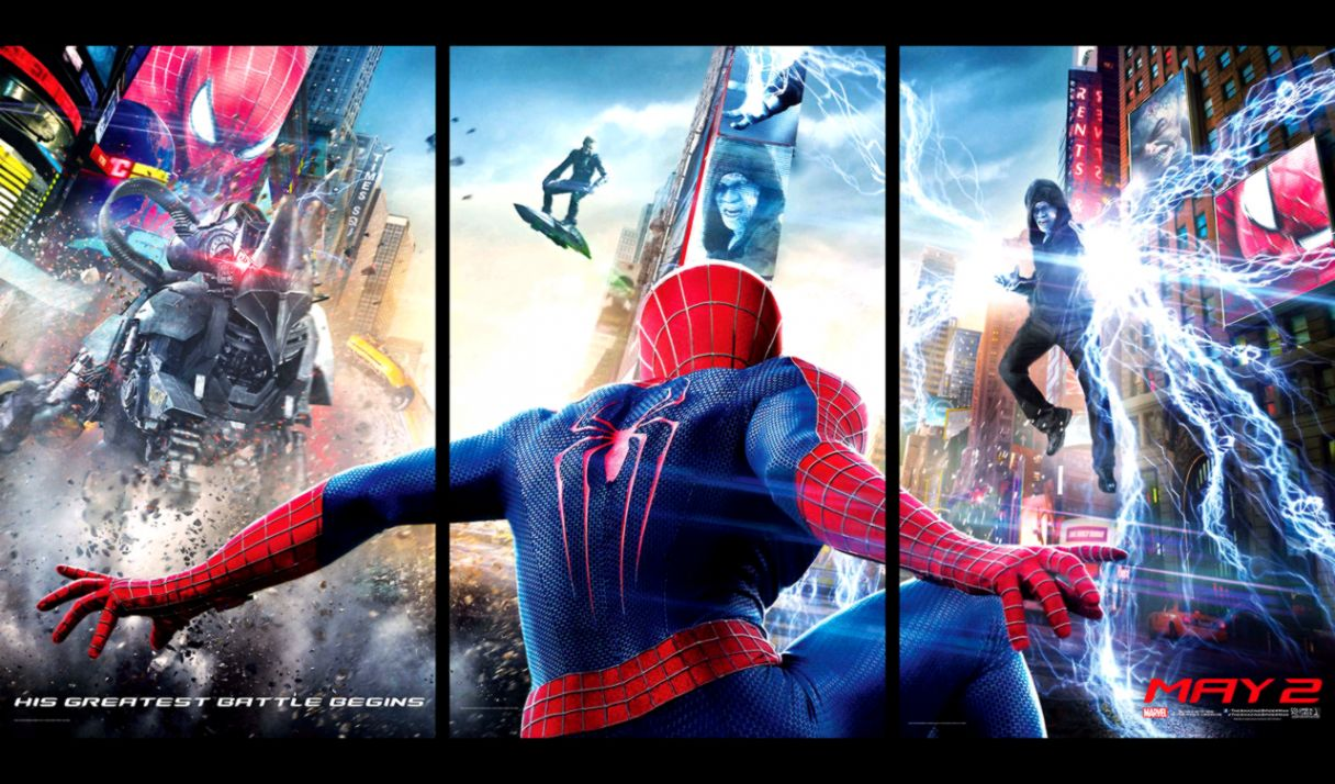 The Amazing Spider Man 2 Wallpaper Hd 1080p Gwen Stacy Desktop