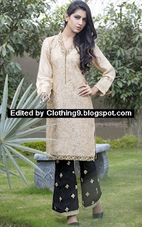 MOTIFZ Embroidered Cotton Net Tunics 2016 Volume 01