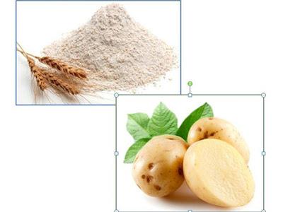 làm trắng da với bột mì (5)