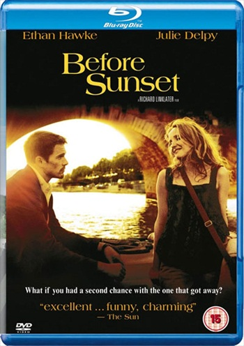 Before Sunset 2004 English 480p BRRip 280MB ESubs