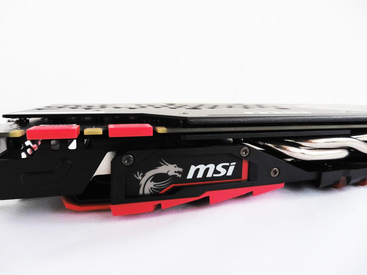 MSI GeForce GTX 1080 Gaming X 8G Review 6