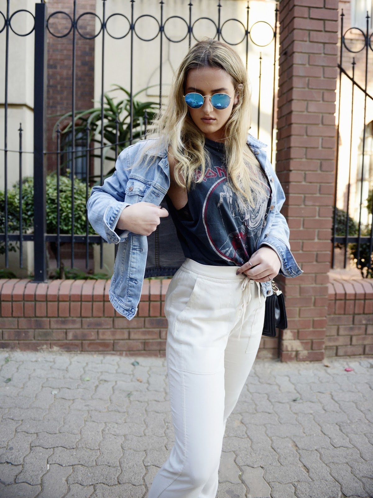 Fashion week Sundays lazy looks for woman