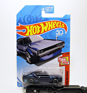 Hot Wheels Super Treasure Hunt Nissan Skyline kenmeri