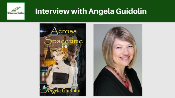 Interview with Angela Guidolin