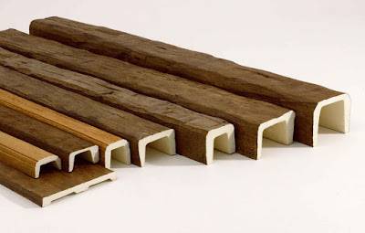Artificial Wood Beams