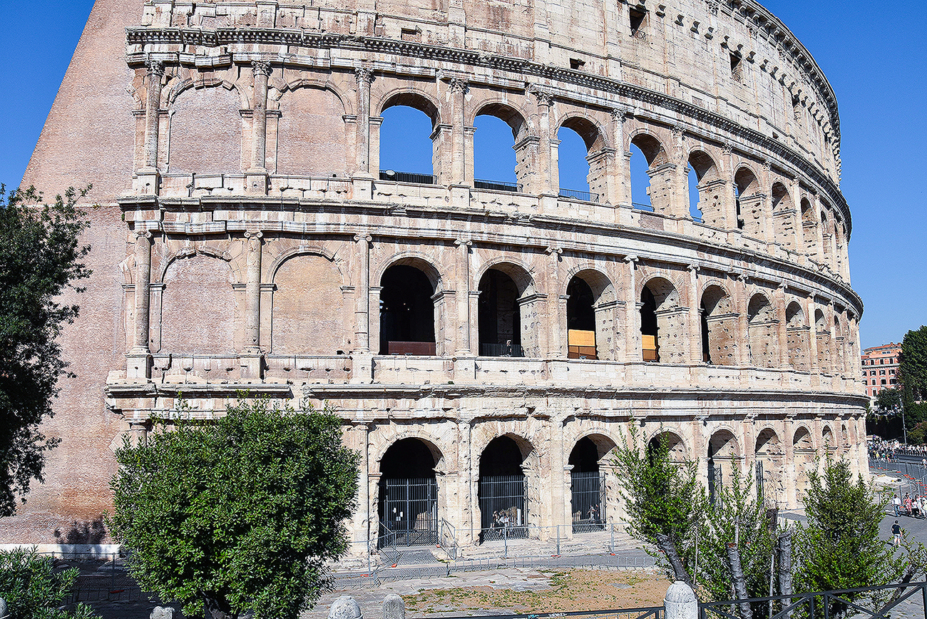 TriptoItalysightseeing, Colosseum ir Rome, travel