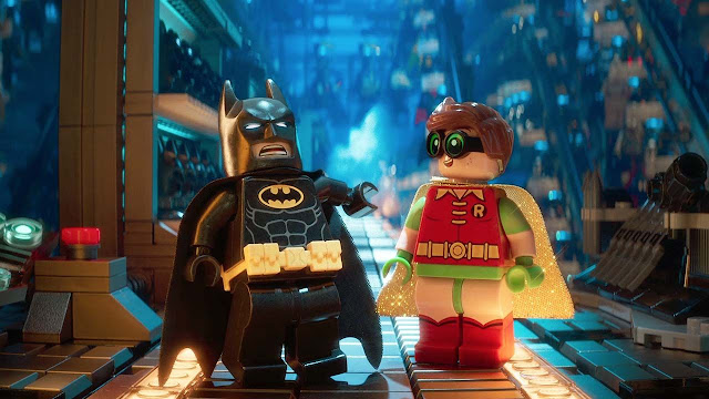 Lego® Batman Film (The Lego Batman Movie) – Recenze