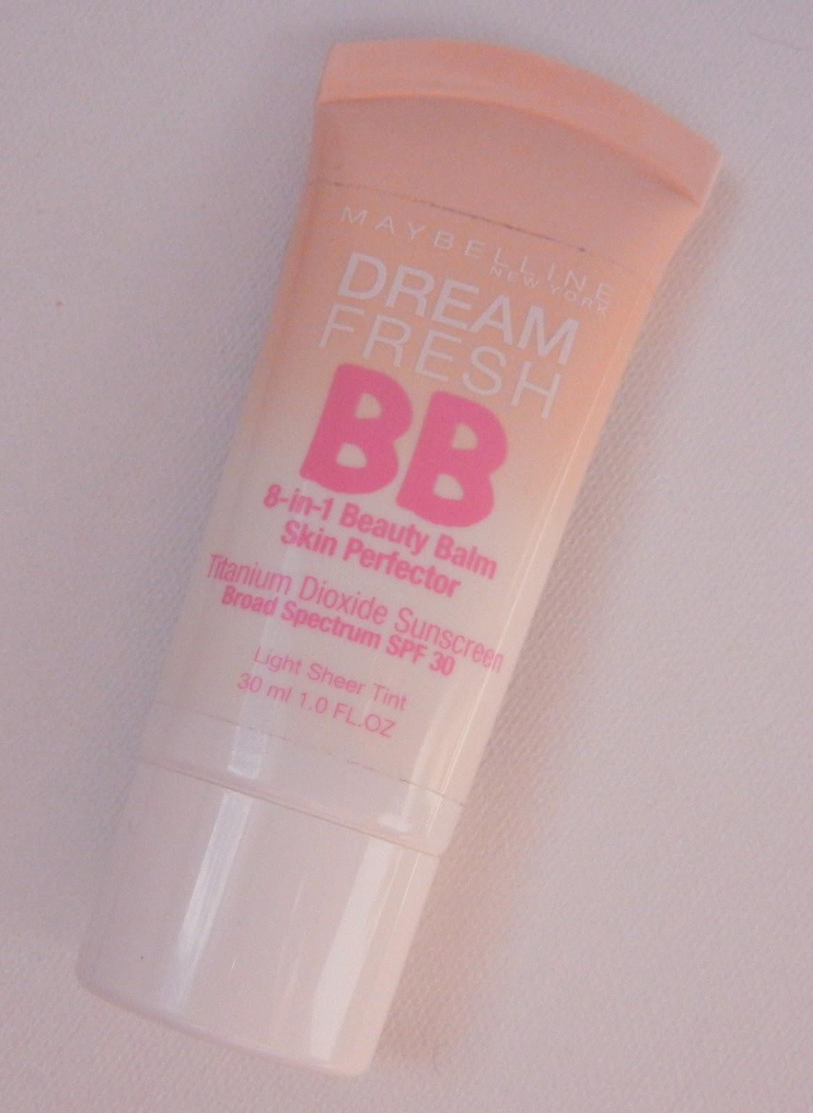Dream Fresh BB Cream by Maybelline #16